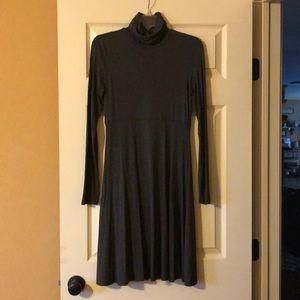 KAREN KANE- gray dress